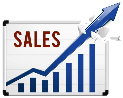 Sales Reach 11-Year High