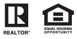 Equal Housing Opportunity and Realtor Logos